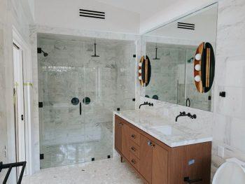 Frameless Bath Enclosures