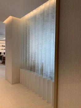 Custom Glass Shelves / Furniture