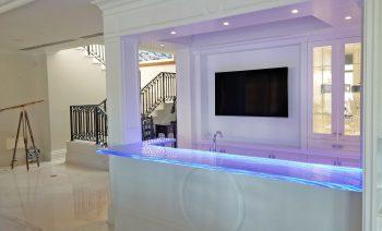 Glass Countertops / Bar Tops