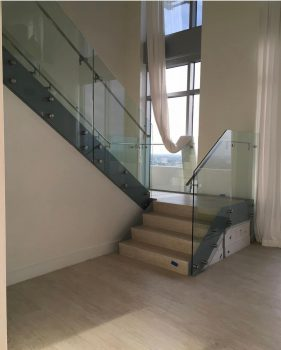 Glass Railings / Staircases